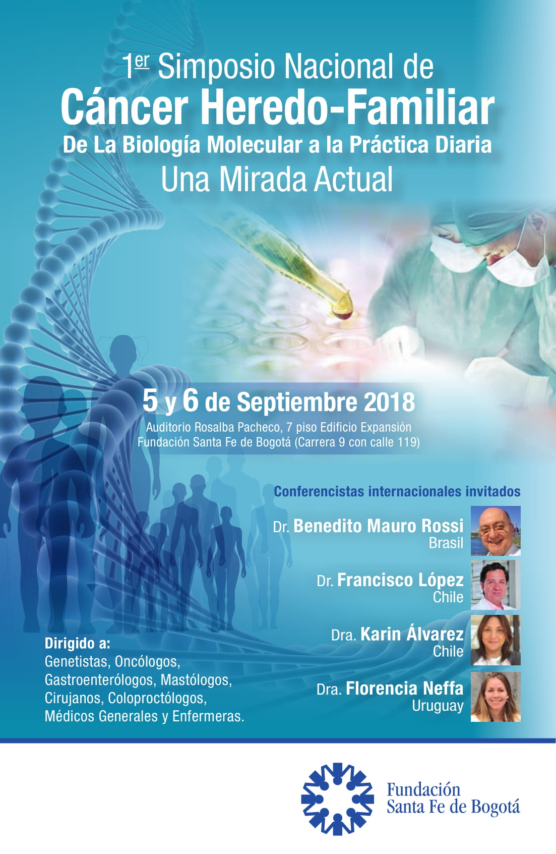 PROGRAMA CANCER HEREDADO 2018 1